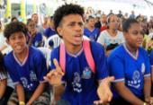 Rede estadual Unidade de ensino recebe título Escola do Século XXI | Foto: Carol Garcia l Gov-BA