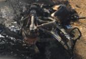 Colisão entre moto e carro deixa um morto na BR-242 | Foto: Reprodução | Blog Braga