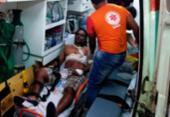 Homem é atingido por tiro de arpão em Ipiaú | Foto: Reprodução | Giro em Ipiaú