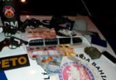 Três suspeitos de tráfico morrem após confronto com PM em Fazenda Coutos | Foto: Divulgação | SSP