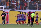 Ba-Vi que 'não acabou' termina empatado no Barradão | Foto: Felipe Oliveira | EC Bahia