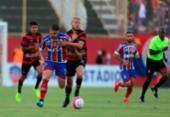 Bahia dá ingressos de jogo a torcedores que foram ao Ba-Vi no Barradão | Foto: Adilton Venegeroles | Ag. A TARDE | 18.02.2018