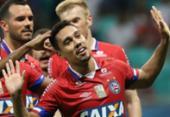 Edigar Junio quer voltar a ajudar o Bahia com gols contra o Atlântico | Foto: Adilton Venegeroles l Ag. A TARDE
