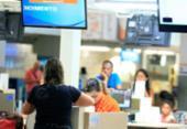Empresa aérea abre vagas para cargo de auxiliar de aeroporto em Salvador | Foto: Joá Souza | Ag. A TARDE | 10.03.2017