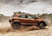 Ecosport Storm tem tração integral e visual renovado | Foto: Divulgação