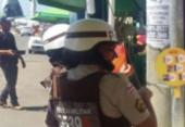 Jovem é preso em flagrante após agredir mulher no circuito Dodô | Foto: Divulgação | SSP