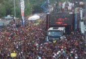Marcado por confusão, desfile de Igor Kannário atrai multidão | Foto: Lhays Feliciano | Ag. A TARDE