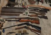 Polícia encontra fábrica clandestina de armas no interior da Bahia | Foto: Divulgação | Polícia Militar