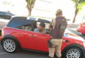 Igor Kannário tem CNH e carro apreendidos durante blitz | Foto: Divulgação | SSP-BA