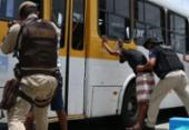 Assaltos a ônibus têm redução de 38% e média de um preso por dia em Salvador | Foto: Alberto Maraux | SSP-BA