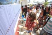 Concurso da Câmara Municipal de Salvador atrai 50 mil pessoas | Foto: Mila Cordeiro l Ag. A TARDE