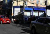 Lojistas reclamam de prejuízos na Barroquinha | Foto: Joá Souza | Ag. A TARDE | 22.02.2018