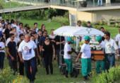 Comoção marca despedida ao estudante morto por agressão | Foto: Margarida Neide l Ag. A TARDE