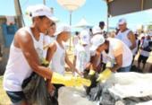Praia de Stella Maris recebe ações socioambientais em março | Foto: