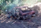 Vigilante é ferido e carro é queimado após ataque de bandidos em Catu | Foto: