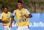 Vinicius celebra bom início de ano e treinos antes do Ba-Vi | Foto: Felipe Oliveira l EC Bahia