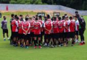 Contra o Jacuipense, Vitória volta a campo para se reerguer após Ba-Vi | Foto: Maurícia da Matta l EC Vitória