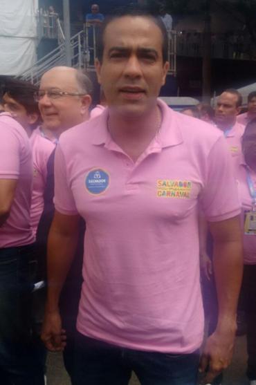 Vice-prefeito comentou a declaração do vice-governador - Foto: Regina Bochicchio | Ag. A TARDE