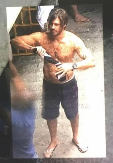 Ator foi preso em fevereiro deste ano - Foto: Blog Michel Telles