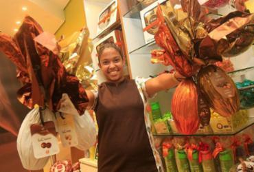 Páscoa duplica a renda de pequeno empreendedor | Foto: Mila Cordeiro l Ag. A TARDE