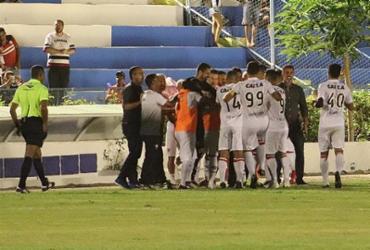 Jacuipense e Vitória tem jogo suspenso por falta de luz no estádio | André Hiltner l EC Vitória
