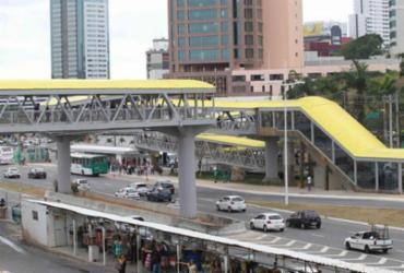 Conjunto de passarelas é inaugurado na região da Rodoviária de Salvador | Manu Dias | GOVBA