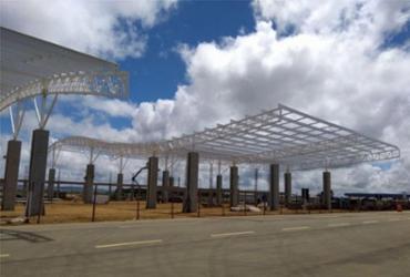 Aeroporto Glauber Rocha concluiu primeira etapa de obra   Reprodução l Blog do Anderson
