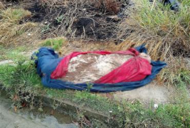 Homem é decapitado e tem corpo abandonado em calçada   Reprodução   Namidianews