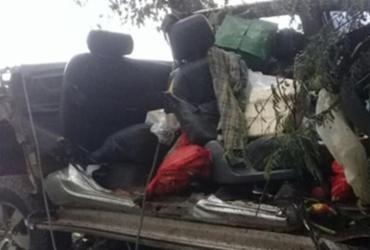 Acidente deixa um morto e um ferido na BR-135 | Reprodução | Blog Braga