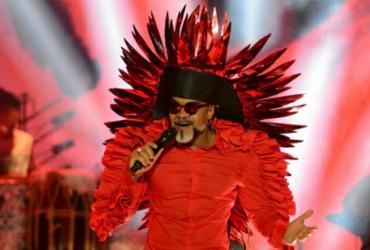 Carlinhos Brown vai comandar o Arrastão da Meia-Noite nesta terça, 13   Imas Pereira   Divulgação