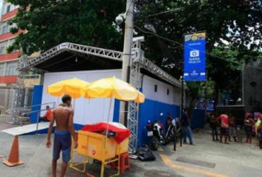Número de atendimentos médicos no Carnaval sofre redução de 3,5% | Joá Souza | Ag. A TARDE