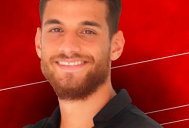 Emprestado pelo Vasco, Guilherme Costa é o novo reforço do Leão | Reprodução | EC Vitória