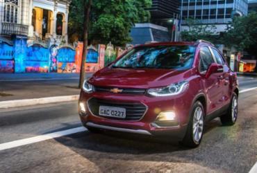Tracker começa 2018 no positivo   Chevrolet   Divulgação