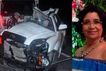 Mulher morre após carreta desgovernada colidir em carro na BR-116 | Reprodução | Blog do Marcelo
