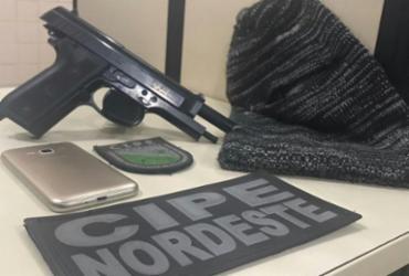 Irmãos de 15 e 17 anos são apreendidos após roubo em Ribeira do Pombal | Divulgação | SSP-BA