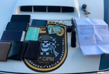 Quadrilha especializada em roubo de veículos é presa em Simões Filho | Divulgação | SSP