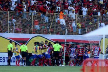 Procurador pede rebaixamento do Vitória; 12 atletas são denunciados | Felipe Oliveira | EC Bahia