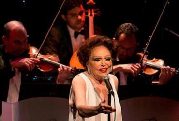 Abigail Izquierdo Ferreira, também conhecida como Bibi Ferreira, completa 96 anos este ano - Wilian Aguiar | Divulgação