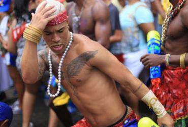 Carnaval chega ao 5º dia; veja imagens |