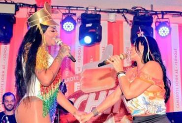 Público rebola com Gretchen no Carnaval de Salvador | Reprodução | Instagram