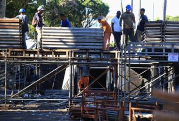 Prazo para desmontar estruturas do Carnaval acaba sábado | Joá Souza l Ag. A TARDE