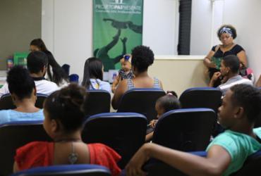 Pai Presente atende 60 famílias em segunda edição | Raul Spinassé l Ag. A TARDE