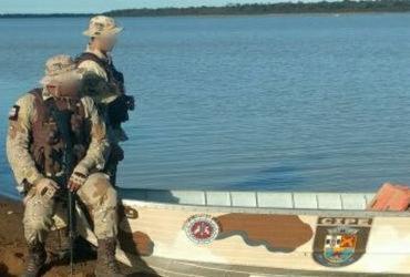 Suspeito morre em confronto com a PM em povoado do rio São Francisco   Divulgação   SSP