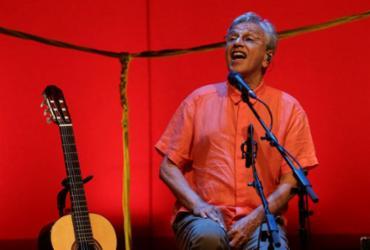 Começa a venda de ingressos do show de Caetano para financiar mostra Queermuseu | Mila Cordeiro | Ag. A TARDE