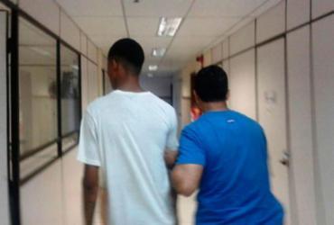 Presos suspeitos de matar adolescente em Feira de Santana   Reprodução   Aldo Matos   Acorda Cidade