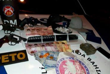 Três suspeitos de tráfico morrem após confronto com PM em Fazenda Coutos | Divulgação | SSP