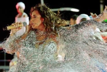 Daniela Mercury faz apresentação inspirada na cultura popular da Bahia | Adilton Venegeroles | Ag. A TARDE | 12.02.2018
