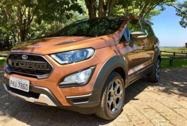 Ford EcoSport chega em nova versão ao mercado brasileiro | Marco Antônio Jr. l Ag. A TARDE