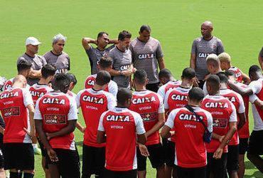 Vitória terá time titular na Copa do Brasil | Maurício da Matta | Divulgação | ECVitória