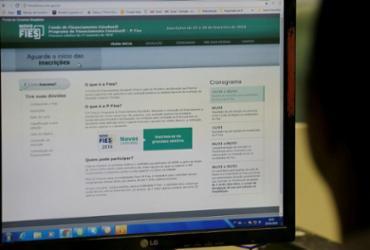 Estudantes podem se inscrever para vagas remanescentes do Fies | Adilton Venegeroles | Ag. A Tarde